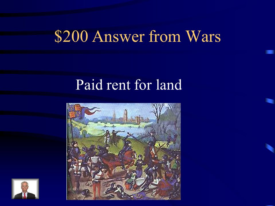 $200 Question from Wars amd change What was a tenant farmer
