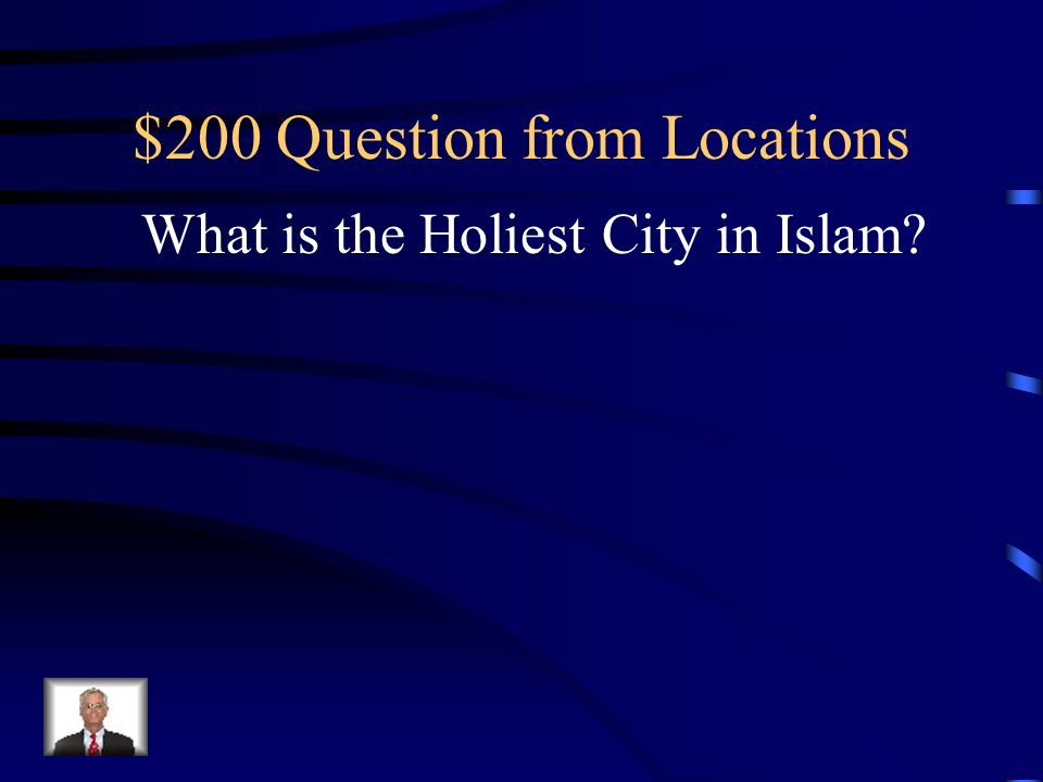 $100 Answer from Locations Rome