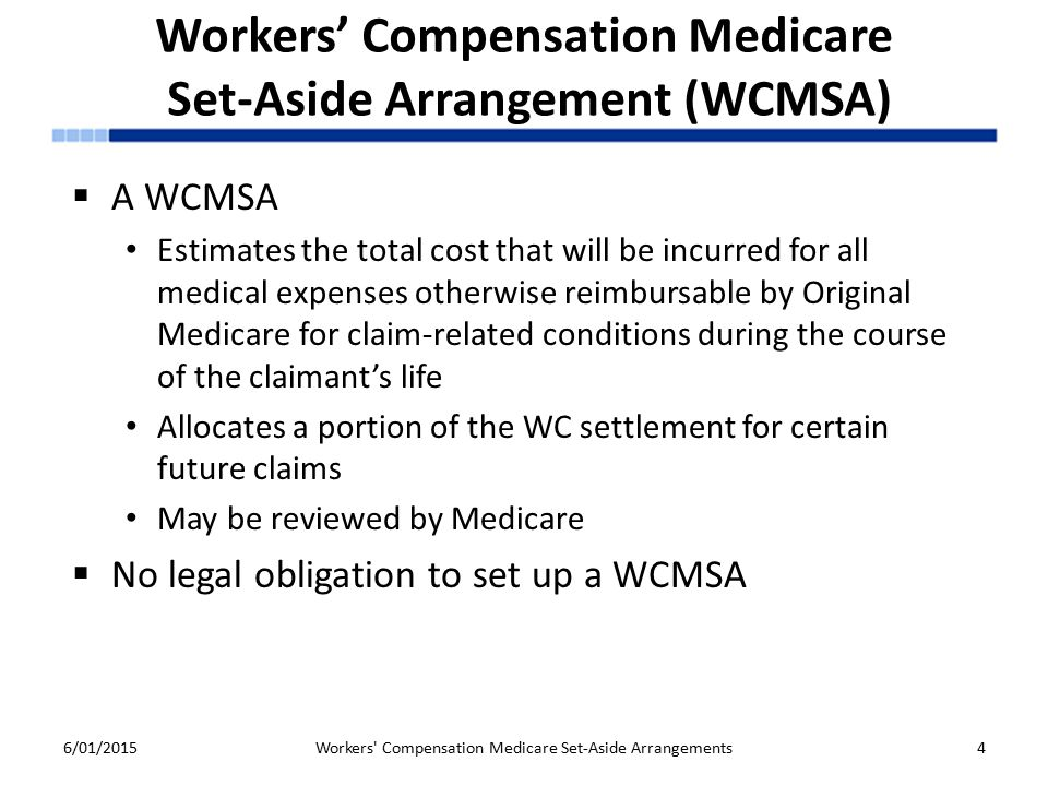 Information for those who counsel people with Medicare Workers ...