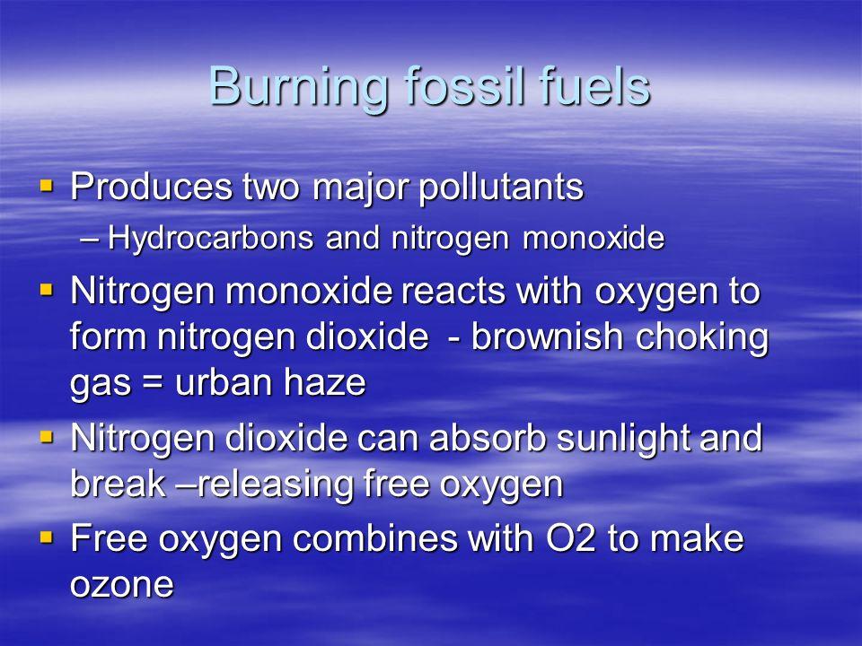 Urban Air Pollution IB syllabus: AP syllabus Ch 17, ppt download