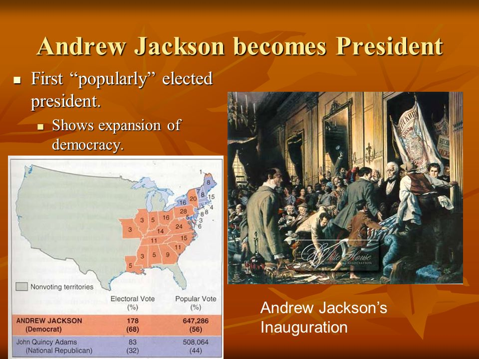 andrew jackson first modern president Andrew jackson: good, evil & the presidency should andrew jackson be on the twenty the first modern president ­ a paragraph on jackson's use of power.