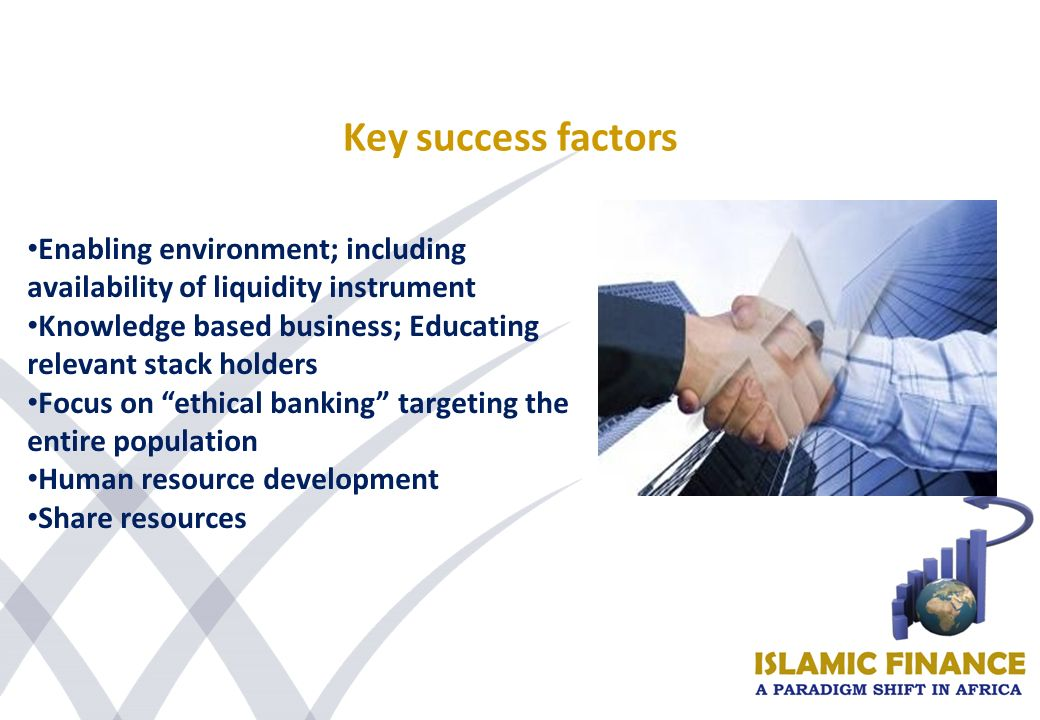 key success factors in the banking