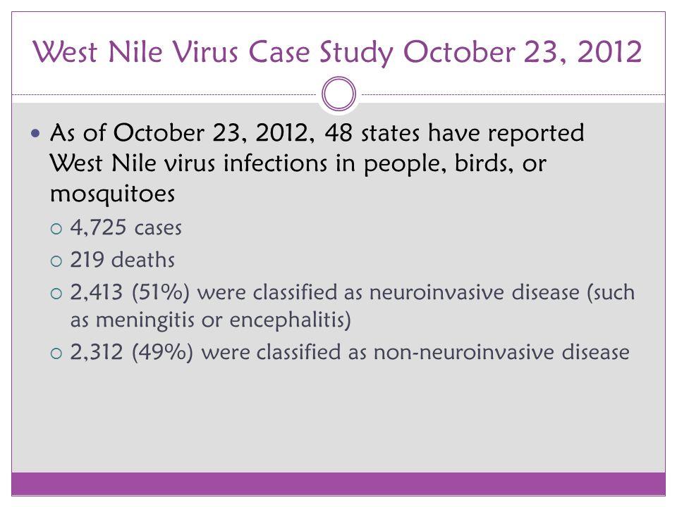 virus case study