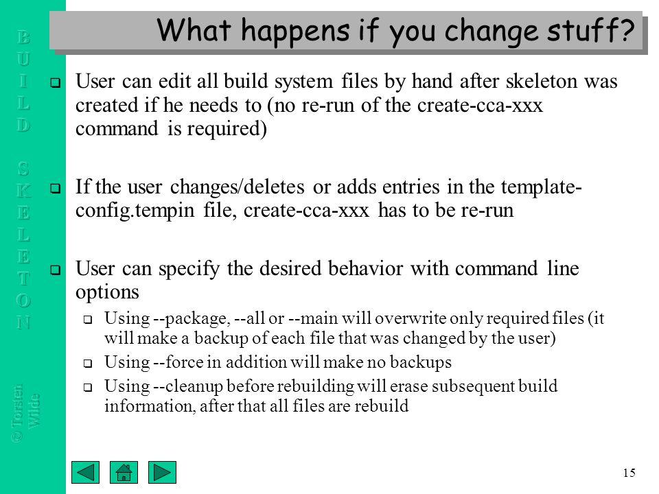 Cca port component application build skeleton templates a new 16 15 altavistaventures Images