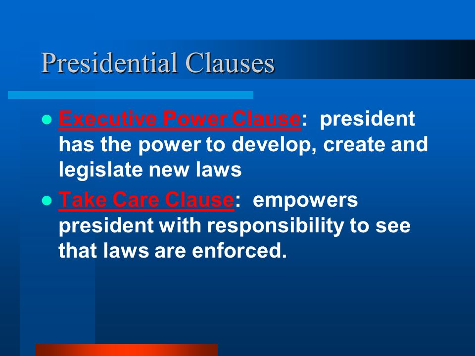 Vice President, Executive Cabinet and Federal Bureaucracy. - ppt ...