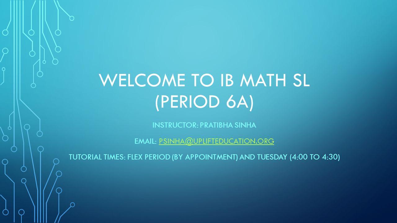 Should I take Math SL or studies in IB..?
