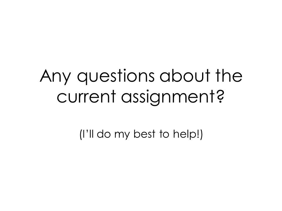 Help with my essays