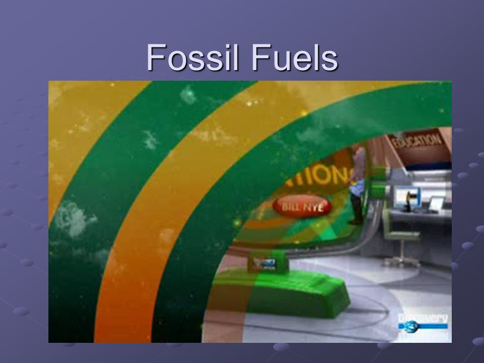 Fossil Fuels. Under what type of conditions did coal form millions ...