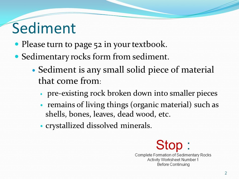 Key Terms: weathering, mechanical weathering, chemical weathering ...