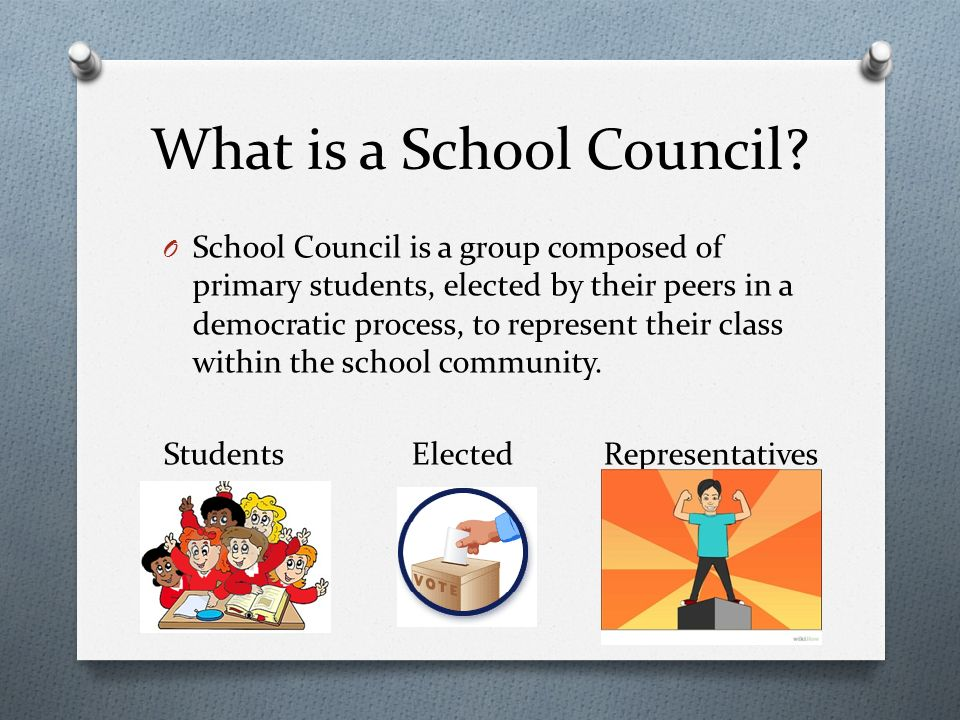 What is a School Council.