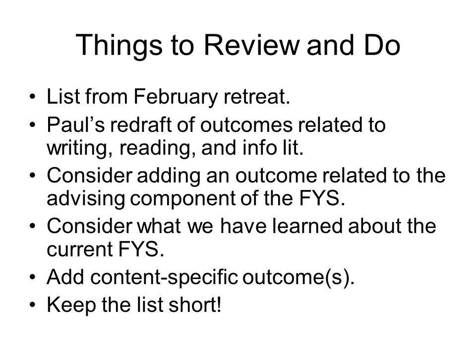 GST 101 Planning Retreat PreWorkshop Evaluation Form ppt download – Retreat Evaluation Form