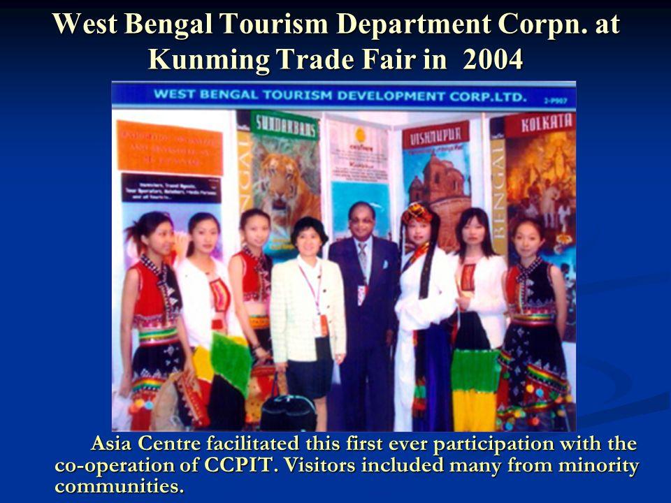 West Bengal Tourism Department Corpn.