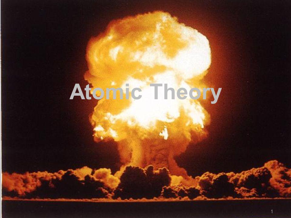 11 Atomic Theory