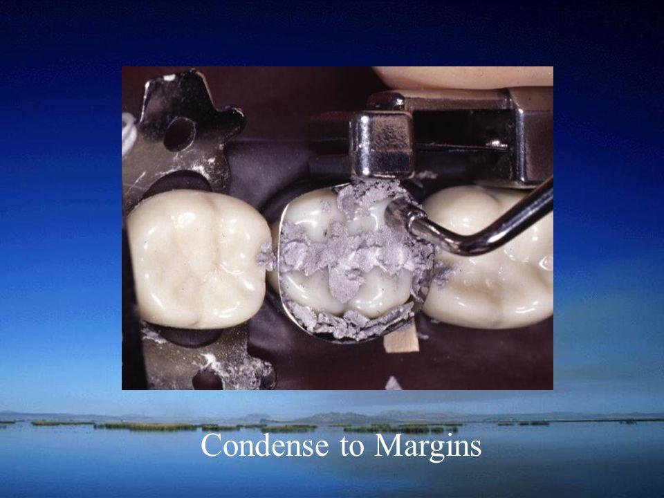Condense to Margins