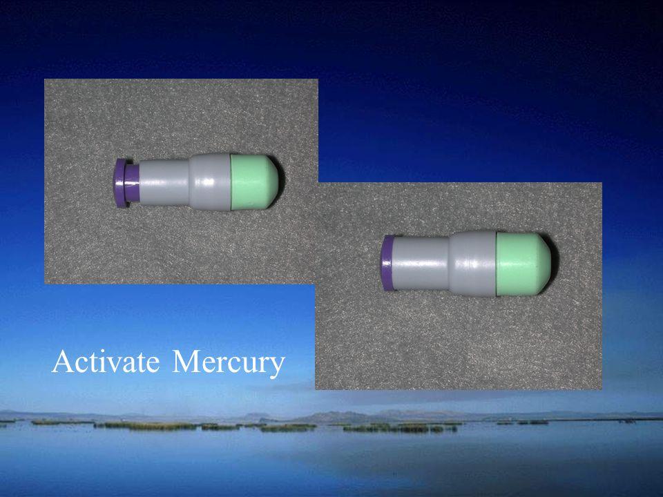 Activate Mercury
