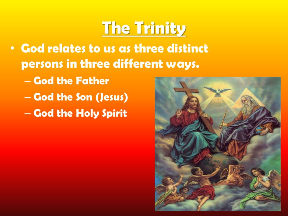 the trinity as the core of christianity The nicene creed, also called the is a statement of the orthodox faith of the early christian church in opposition to concerned the doctrine of the trinity.