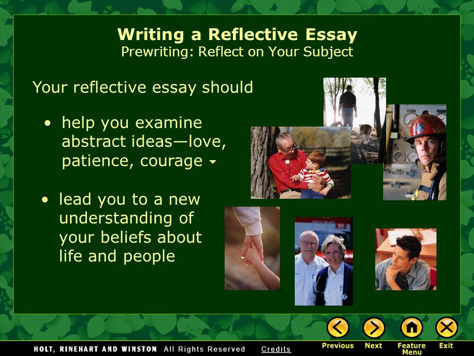 Reflective Essay Writing Help in USA, Australia UK