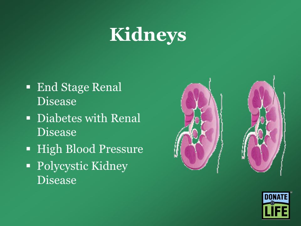 end stage renal diease As with any major organ failure, severe renal disease is associated with significant morbidity and increased mortality in recent years, it is expressed that end stage renal disease is a growing problem in the united states in my especial case this is a very important topic due to one member of my.