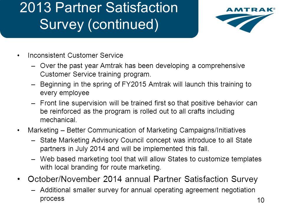 amtrak customer service