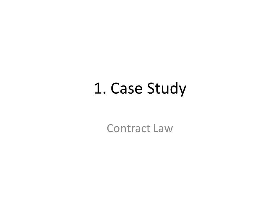 business law case study 2 essay View essay - buslawmilestone two paper from business l 206 at southern new hampshire university milestone two: case study two 1 final project : milestone two case study two business law.