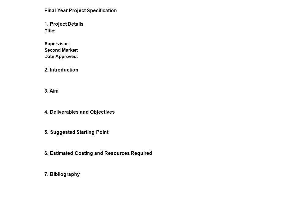 Dissertation Client Evaluation Deliverables
