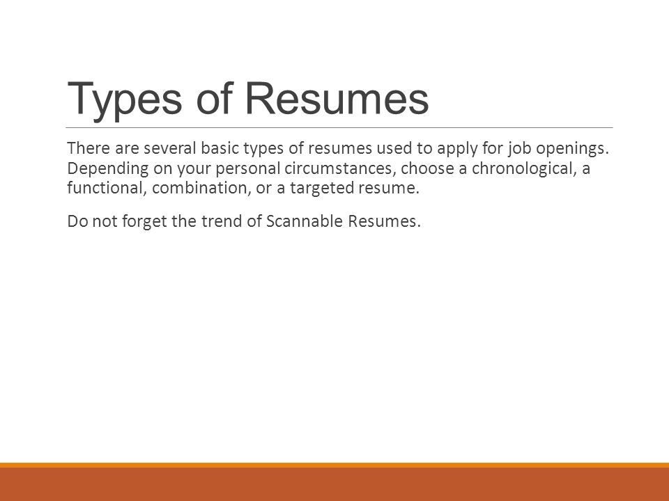 all about resumes topics types of resumes the resume 10 resume