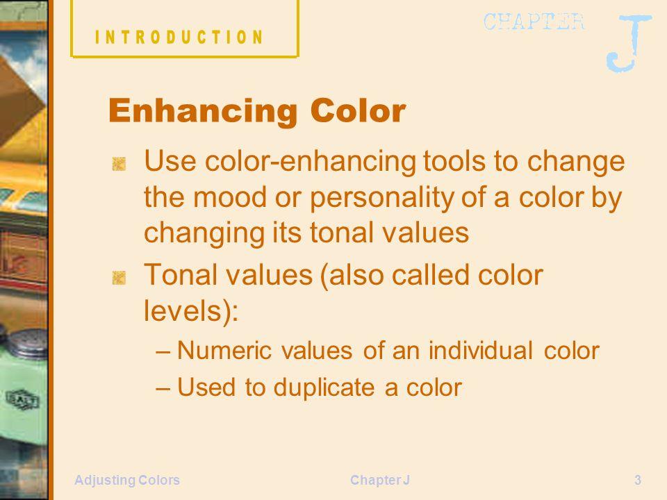 Mood Enhancing Colors adobe photoshop cs design professional colors adjusting. - ppt
