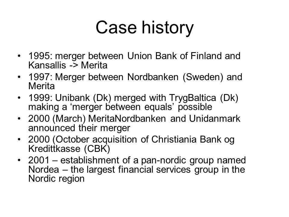 nordic financial services