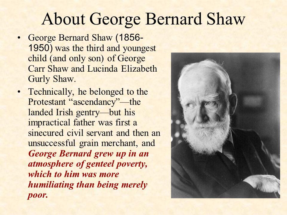 George Bernard Shaw Essays