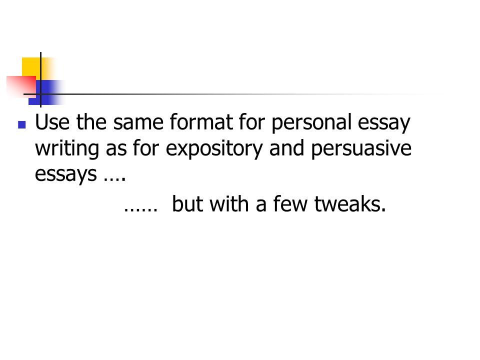 is a personal essay written in first person The introduction of the narrative essay is written either in the first or third person it's recommended to start off your work with a hook including some strong statement or a quote the sole purpose of the hook is to immediately intrigue your professor, client, audience, and so on.