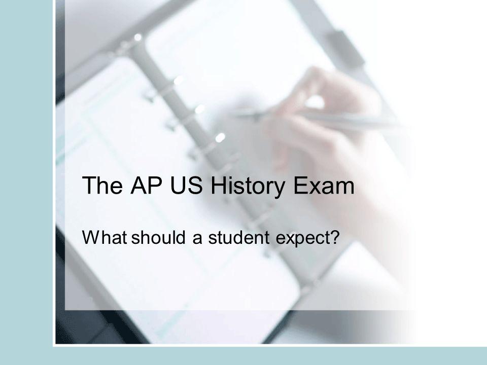 DBQ on 2009 AP US History Exam?