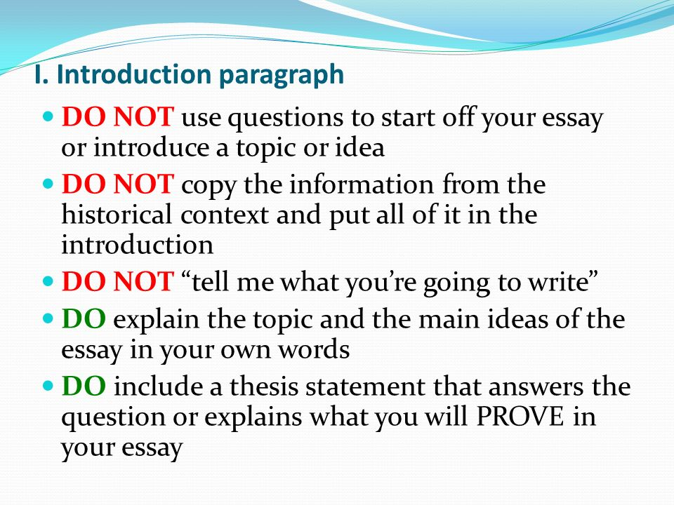 intro paragraph comparison essay Conclusion paragraph for compare contrast essay intro - teach creative writing abroad sitting at blue ridge books in waynesville, nc usa, doing some essay writing before work great shop if you are in the area.