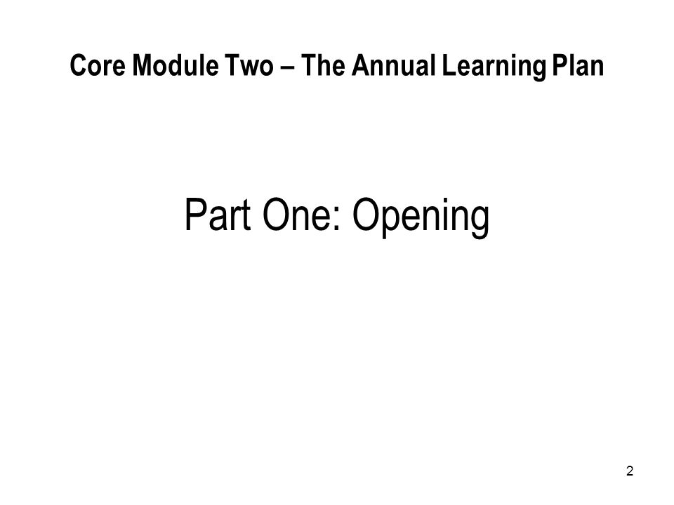 3 The overall goal… In this module, participants will: Learn about the revised Annual Learning Plan (ALP) and how it has been strengthened to support experienced teacher growth and development The overall goal of this module is to build understandings about the ALP, its requirements, how to complete it and effective practice that transforms the ALP into a meaningful vehicle for teacher growth and development.