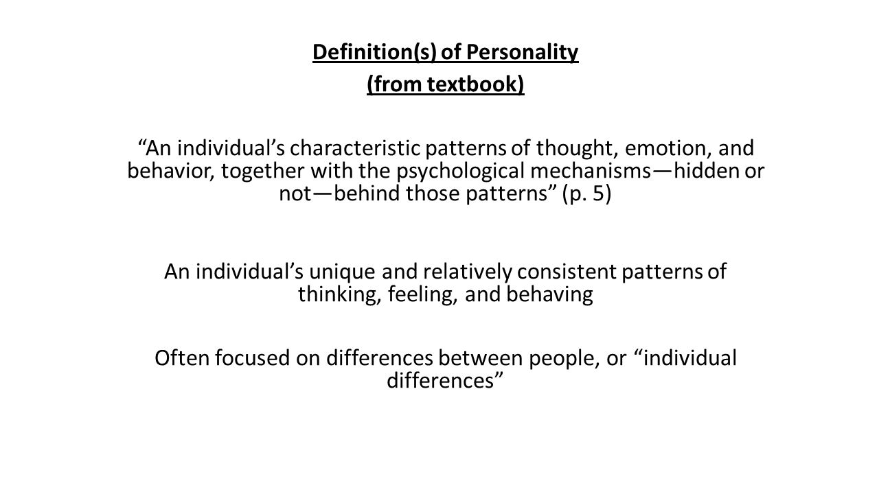 personal psychology notes ch 10 Here are 10 skills that (sharing their day to day lives, personal get the help you need from a therapist near you–a free service from psychology.