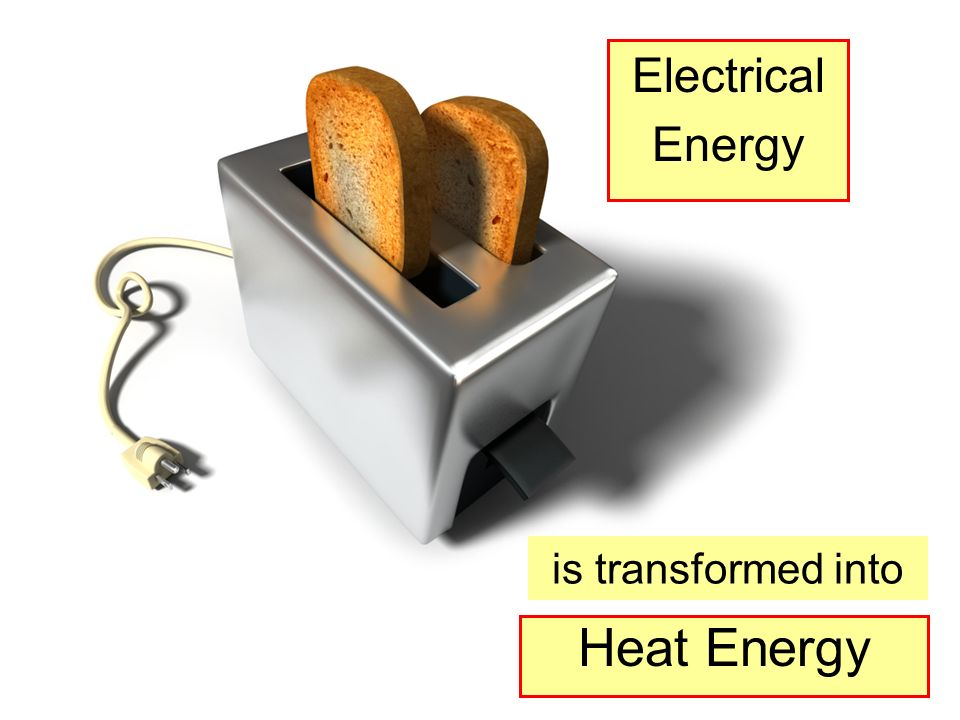Energy cannot be created or destroyed but we can transform it 39 is transformed into electrical energy heat energy sciox Image collections
