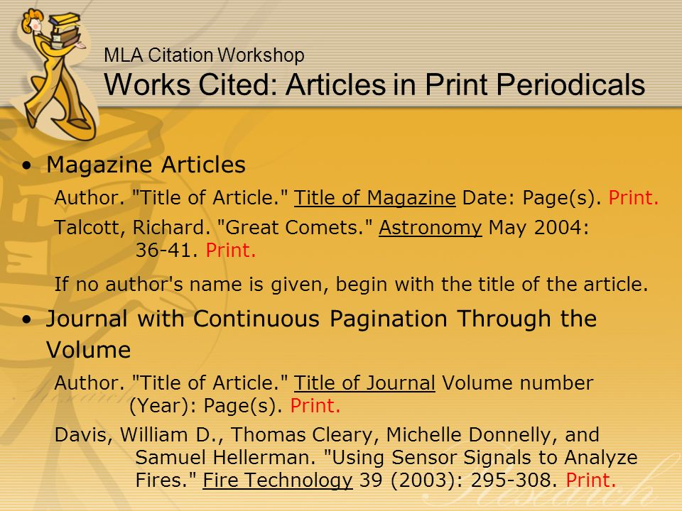 essays underlined mla Books are italicized (or underlined) and articles are put in quotation marks that's about as far as many people can remember there is a trick to remembering how to.