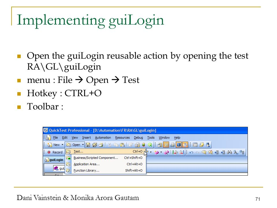 scripting quicktest professional by dani vainstein ebook rh getpdffrommia me