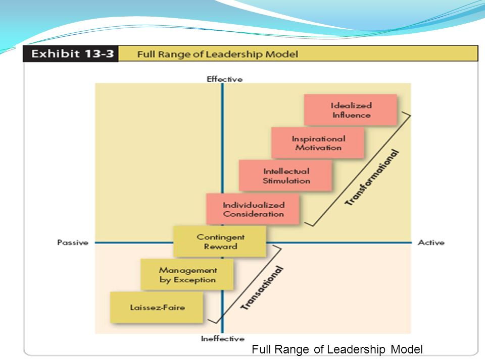 what is contemporary leadership models