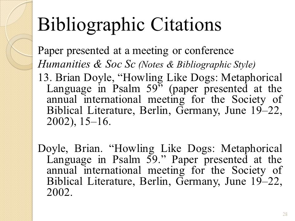 apa style conference paper citation Apa 6th edition mla 8th edition ieee citation style includes in-text citations, numbered in square brackets conference paper [7] l liu and h miao.
