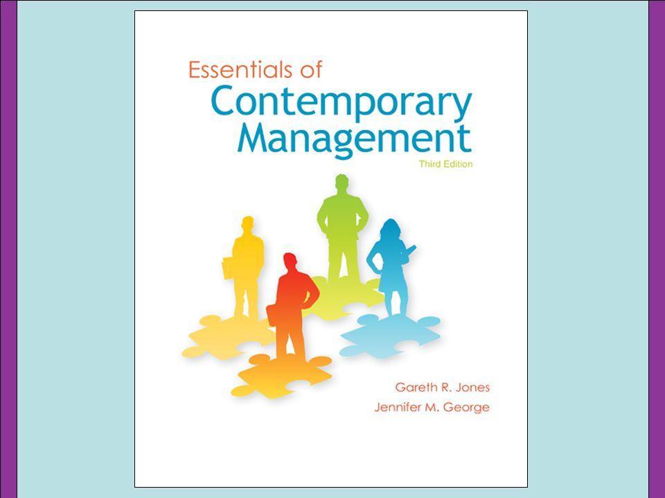 1-12 Four Tasks of Management Figure 1.2