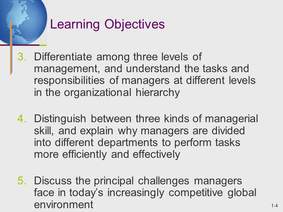 1-35 Empowerment and Self- Managed Teams Self-managed team – a group of employees with the responsibility for organizing, controlling, and supervising their own activities and for monitoring the quality of the goods and services they provide