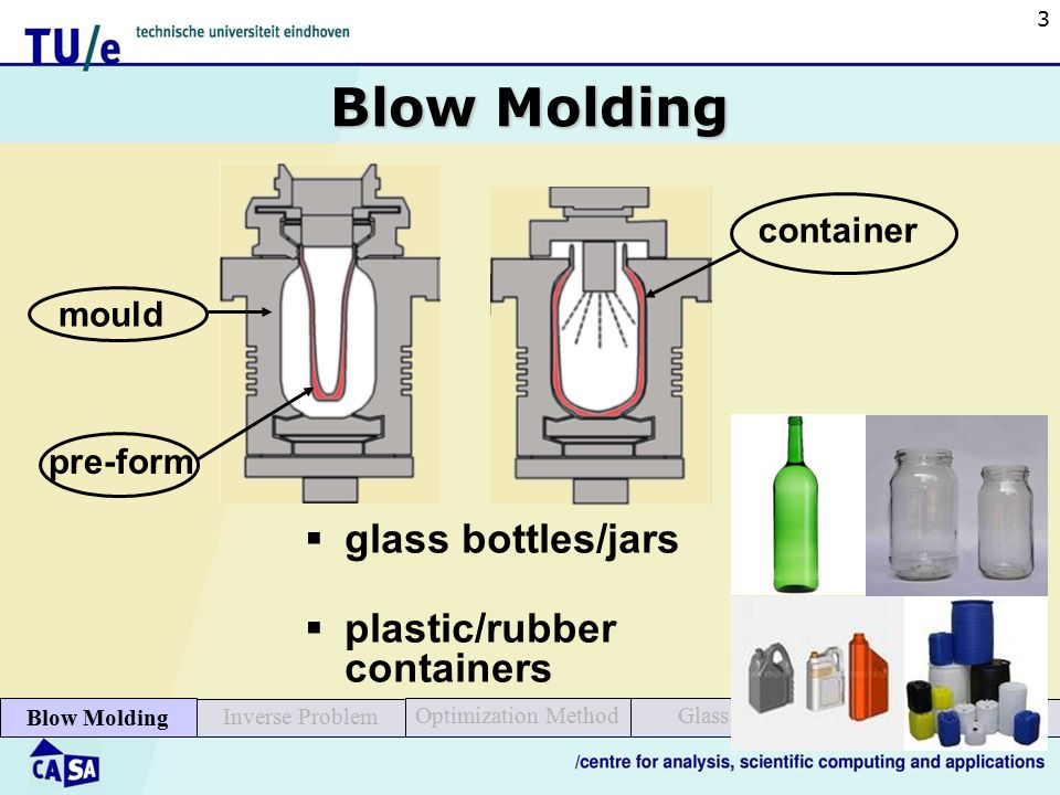pressure bag molding