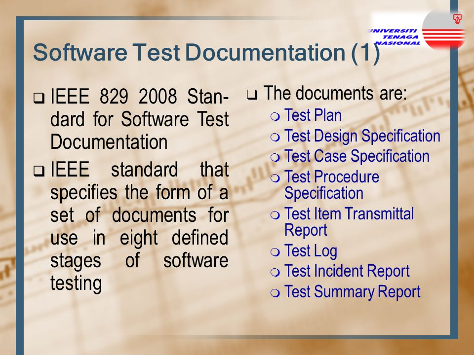 Cseb Fundamentals Of Software Engineering Software Verification