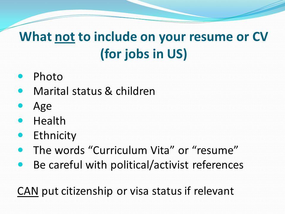 OCN 750 Class #5: Feb 18 Announcements Resume & CV Writing Upcoming ...