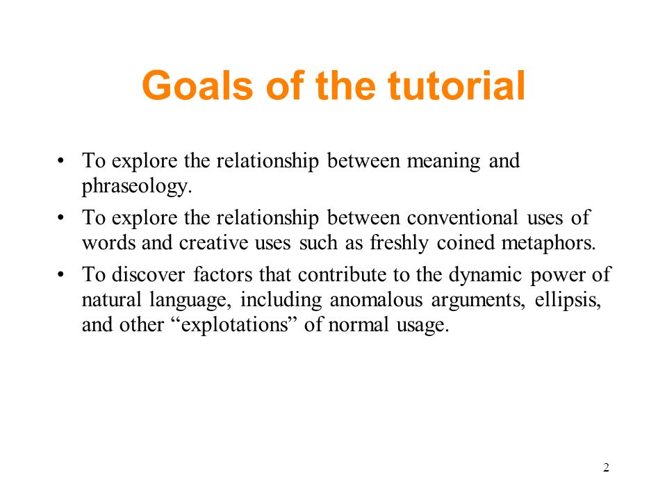 Use Theory. - ppt video online download | title | natural meaning