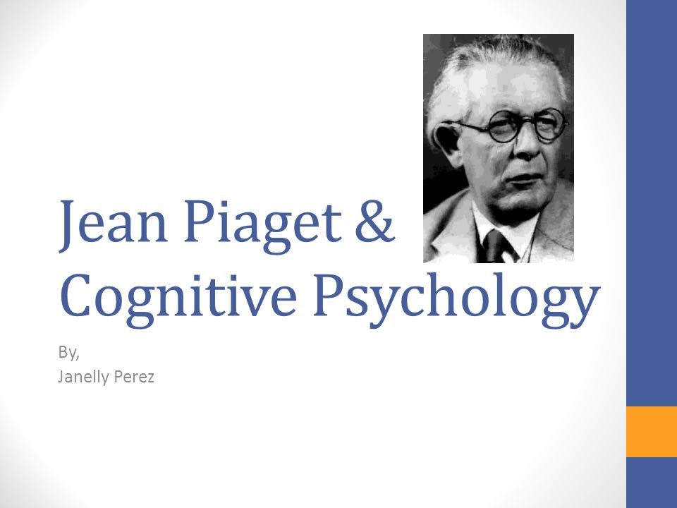jean piaget 3 essay This free psychology essay on essay: cognitive development - piaget, vygotsky, and information processing is perfect for psychology students to use as an example.