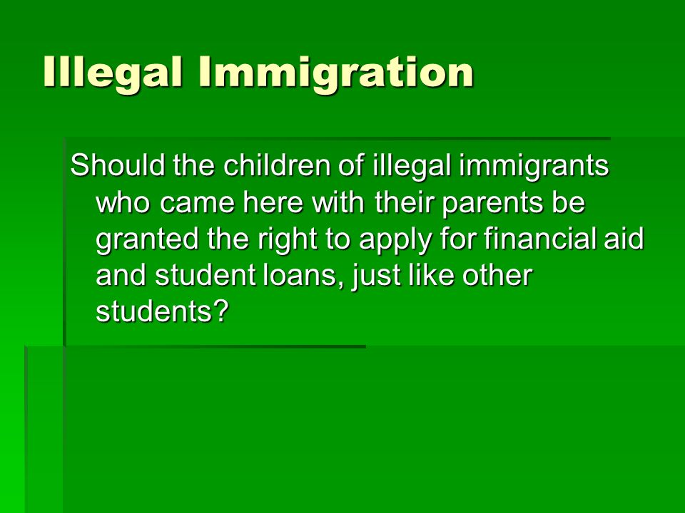 issue of immigrant child in canada essay Age at immigration and the education outcomes of children papers in the series are the education outcomes of a cohort of immigrants who arrived in canada as.