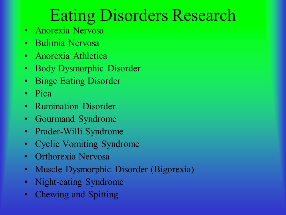 thesis statement for body dysmorphic disorder