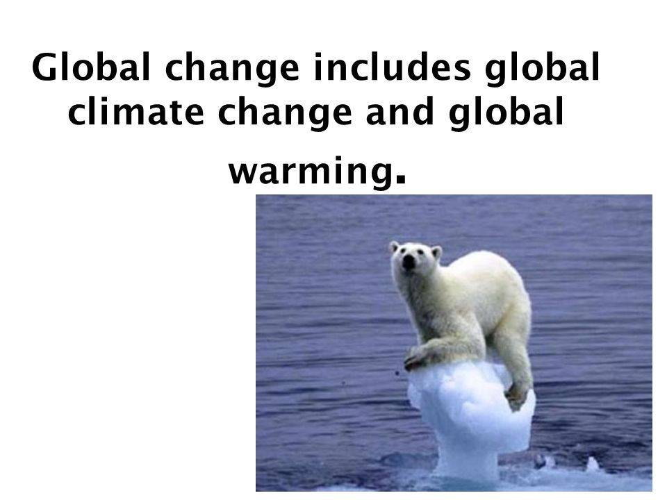 How has a reliance on money effected Global Warming / Climate change?
