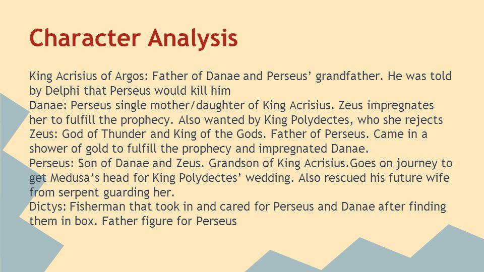 Acrisius Greek Mythology Symbol